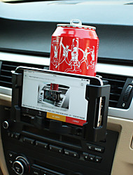 Shunwei multifunktionale Getränke Rackhalterung Handy Cupholder in Steckdose Getränke Rack