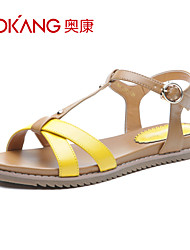 Aokang® Women's Leather Sandals - 132823460