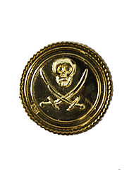 Gold Coin for Board Role-playing Games Type2 100Pic
