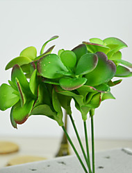 Fake Green Plants Green Interior Decoration Plastic Plants Artificial Flowers
