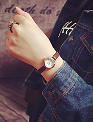 Korea Simple New Women Analog Quartz Wrist Watch Student Watch(Assorted Colors) Cool Watches Unique Watches Fashion Watch