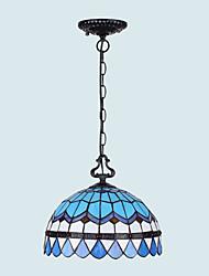Lampe suspendue ,  Contemporain Traditionnel/Classique Rustique Retro Rétro Lanterne Autres Fonctionnalité for LED VerreSalle de séjour