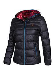 Women's Tops/Down Jackets Camping&Hiking/Snowsports/Downhill Insulated/Lightweight Materials/Thermal/WarmSprin/Autumn