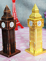 Metal Crafts London's Big Ben  Home Furnishing Articles