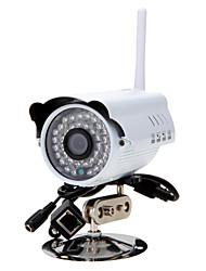 720p HD cámaras IP del P2P inalámbricas a prueba de agua al aire libre IR-CUT