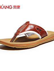 Aokang® Men's Leather Sandals - 141723058