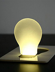 8.6*5.3CM Christmas Creative Led Ultra-Thin Card Small Night Light LED Lamp