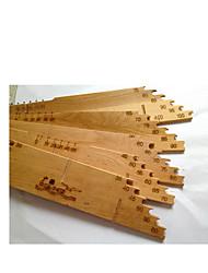 bordo medida Fulang estándar de línea de corte imperio sonline accesorios de pesca regla fr19