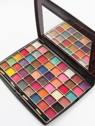 48 Colors Shimmer Eyeshadow Palette Naked Nude Eye Shadow Glittery Makeup Set for Beauty