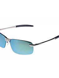 Cycling Ski Goggles Men 's Polarized  100% UV / Anti-Wind Rectangle Sports Glasses