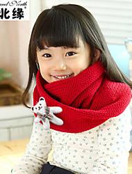 Fashion Scarf Bear Children W025