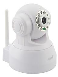easyn® cámara de vigilancia inalámbrica IP (wifi, visión nocturna, detección de movimiento), p2p