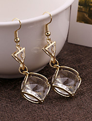 High atmospheric fashion crystal earring jewelry earring
