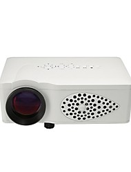 HT35 Mini LED Projector 1024x768 with VGA USB AV HDMI Input