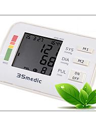 pressão arterial e monitor de pulso monitor de funcionamento digital de pressão arterial monitor portátil esfigmomanômetro cuidados de