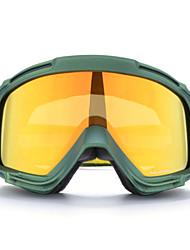 Basto PC Lenses Material and TPU Frame Material Ski Goggles