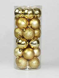 Christmas Tree Decorations Ball 24