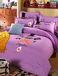 Sweet Baking Bedsheet Pillowcases Duvet Cover