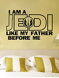 W-5 STAR WARS WALL STICKER Wall Decal DIY Decoration Wall Mural Removable Sticker Free shipping