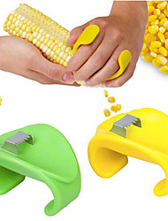 Graters Peelers Stainless Steel Magic Corn Threshing Thresher Corn Sheller  Fruits Vegetables Skinner Random Color