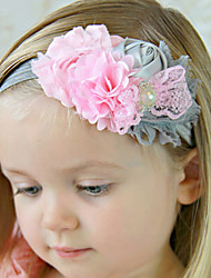 Kid's Sequins Colorful Flowers Headband (3 Month-3Years Old)