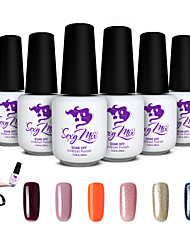 Sexy Mix Nail Art Gel Polish Soak-off UV Gel Nail Polish for Nail Beauty Manicure