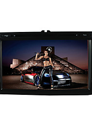 8 inch Analog TV 800 x 480 Volkswagen GPS Map car DVD player