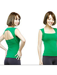 Others ® Yoga Tops Breathable / Wearable / Removable Cups / Wicking Stretchy Sports Wear Yoga Women's