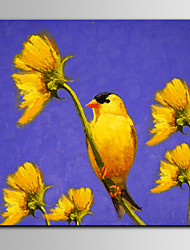 Nice Sunflower Oil Painting