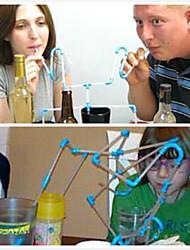 LYGF  DIY straws, Creative Toys