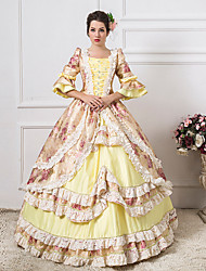Steampunk®Long Sleeves Princess Symposium Victorian Dress Royal Vintage Party Long Prom Dresses