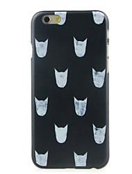 Pour Coque iPhone 6 / Coques iPhone 6 Plus Motif Coque Coque Arrière Coque Carreaux Dur Polycarbonate iPhone 6s Plus/6 Plus / iPhone 6s/6