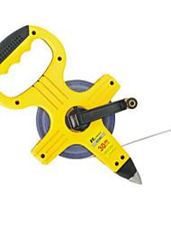 rewin® herramienta postura cinta de acero de material abs 30m