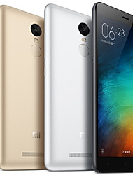 "XIAOMI Redmi Note3 5.5 "" Android 5.0 Smartphone 4G (Due SIM Octa Core 13 MP 3GB + 32 GB Grigio / Argento / Oro)"
