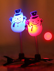 Luminous Christmas Snowman Valentine's Day Gifts
