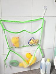 Baby Shower Bathroom Bath Toys Storage Bag(Random Color)(1 Pc)