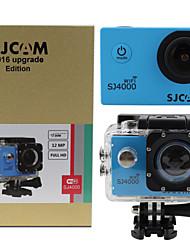 originale sjcam sj4000 macchina fotografica di azione di wifi immersioni 30m 1080p impermeabile hd completo sport subacquei cam sportiva