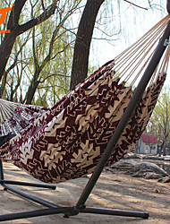 SWIFT Outdoor® High Quality 290x145cm Cotton Jacquard Cloth Canvas outdoor Hammock