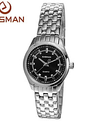 EASMAN® Watch Women's Business Watches Luxury Brand Quartz Watch Stainless Wristwatch Watches Cool Watches Unique Watches