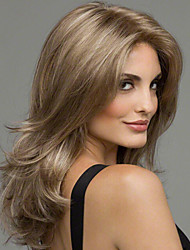 Top Quality Women lady Long Straight Synthetic Hair Wigs