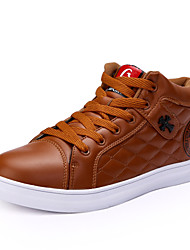 Running Shoes Men's Shoes Casual Fashion Sneakers Black / Brown / Burgundy