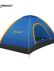 HIMAGET ® Outdoor Camping Hiking Fully Automatic Fiberglass Quick Open Beach Awning Pop Up Camping Tent