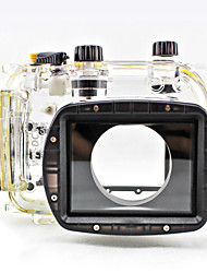 Meikon Waterproof Camera Underwater Housing For Canon G11 G12