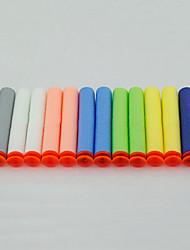10pcs Random Color Nerf N-Strike Elite Universal Suction Darts