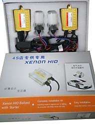 1996-2016 année de modèle dans le monde entier erreur résistance gratuitement caché kit 12v 35w 9006 kit de xénon HID kit xénon 90065