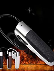 écouteurs stéréo bluetooth v4.0 casque de style de contour d'oreille sans fil avec micro pour iPhone Samsung tablette pc portable