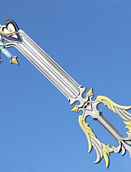The Kingdom Hearts' Sora White Keyblade Cosplay Sword New