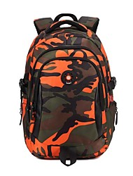 Kids Satchel Camouflage Teen Boys Girls Grade 4-6 Primary School Backpack