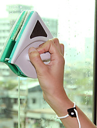 modle b doppelseitigen Glasreiniger - weiß + grün
