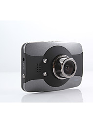 Mini Black Box 3.0'TFT FullHD 1080P Car Dvr Camcorder With IR Night Vision 170 Degree G-sensor Novatek Chip